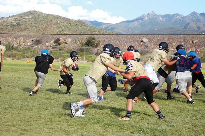 "The Arizona Interscholastic Association recently launched the ""Head, Heart and Heat"" initiative to prepare schools for situations that call for medical attention, especially during outdoor summer workouts."
