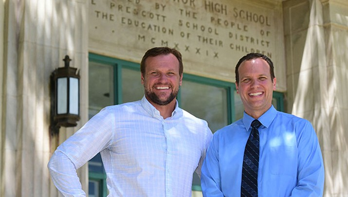 Education and community in Prescott, but always brothers first