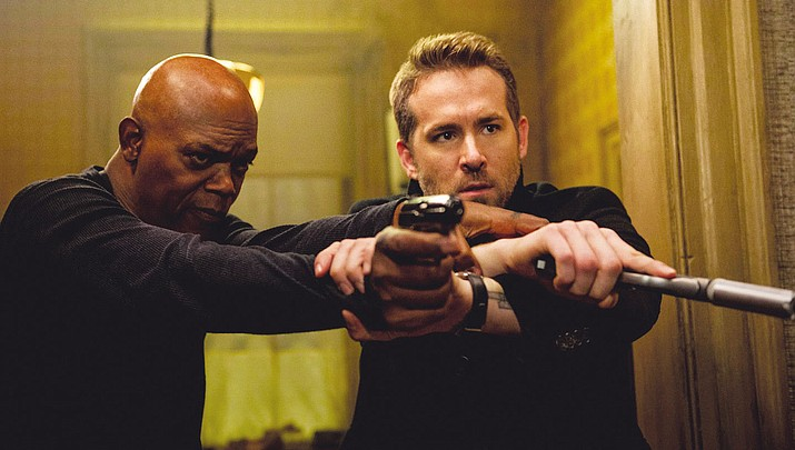 You get what you pay for with 'Hitman's Bodyguard'