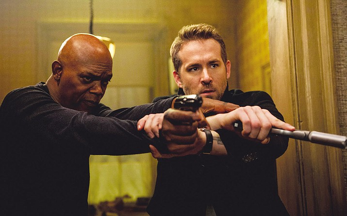Hitman's Bodyguard (Summit Entertainment)
