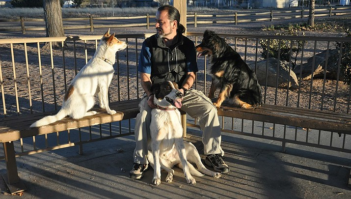 A canine love affair: Chino trainer communicates