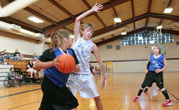 Camp Verde Parks and Rec: Grasshopper Basketball registration open