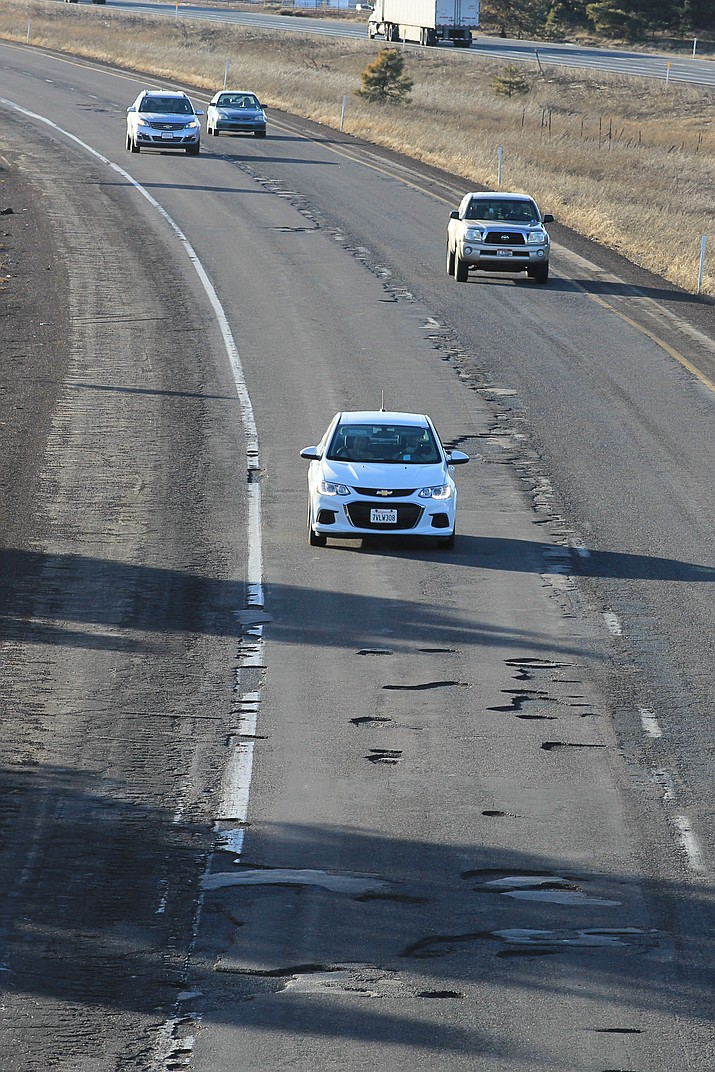 ADOT has been working all summer on repairs of I-40 between Ash Fork and Flagstaff. Beginning Aug. 22, ADOT will be finishing repairs to the Bellemont on- and off-ramps.