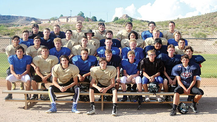 The Kingman Academy football team opens its season Friday against Bourgade Catholic at the NAU Skydome.