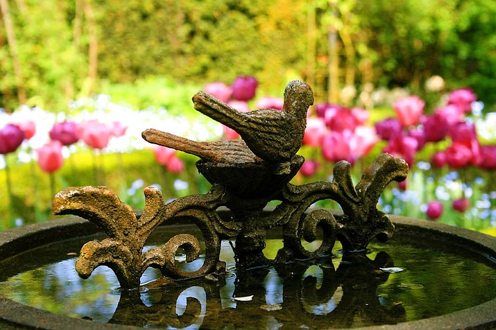 Antiques can add personality focal point to a garden The Daily