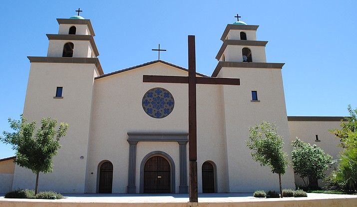 The Cottonwood Planning and Zoning Commission approved the conditional use permit and design review requested by the Immaculate Conception Catholic Church to allow the construction of a new senior housing complex, a rectory for priests, a new social hall, and new parish offices. (VVN/Jennifer Volpe)