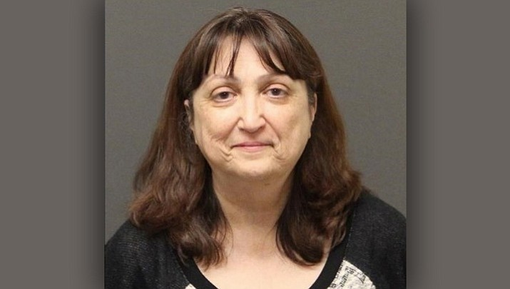 Former City of Kingman employee Diane Maxine Richards was charged with embezzling $1.1 million. She plead guilty to four counts of Class 2 Felony Theft Aug. 25.