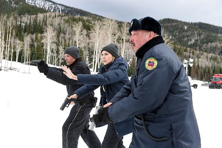 The acting in Wind River is very good. Graham Greene is effective as the chief who has seen more crime than he cares to. Elizabeth Olsen takes on her role with strength and authority. Jeremy Renner gives a sense of leadership and control, and confidence.