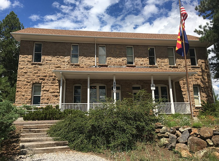 Todos Unidos: The Hispanic Experience in Flagstaff exhibit that will be on display at the Pioneer Museum until the spring of 2018.
