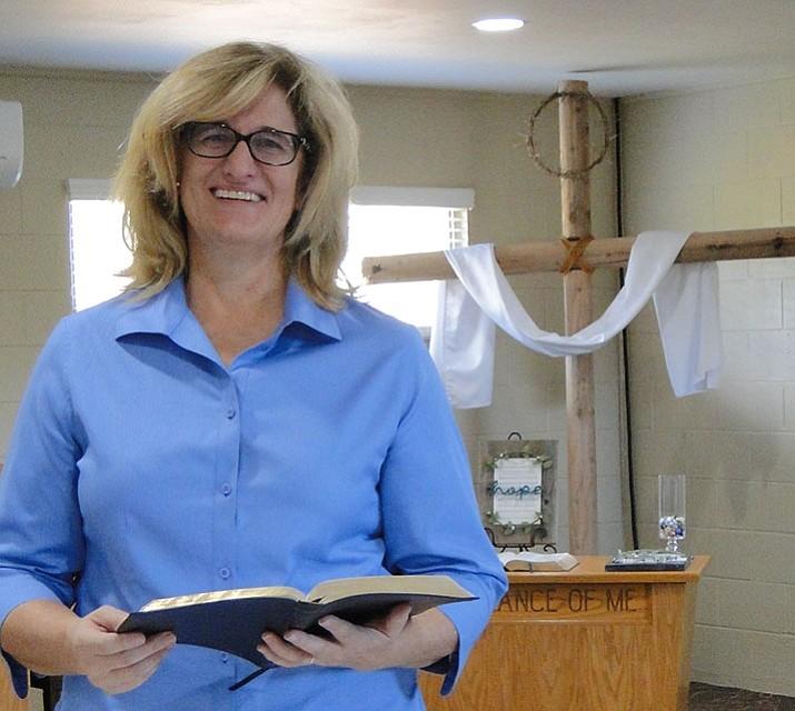 Women's retreat speaker Julie Dickison. (Courtesy)