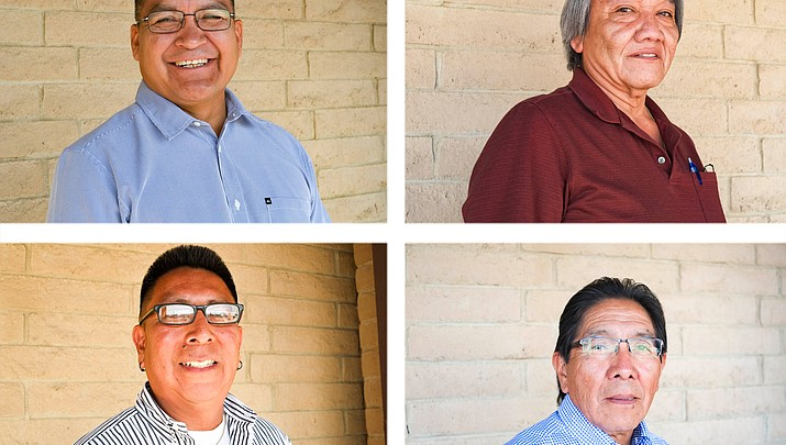 Hopi public hears from candidates prior to Sept. 14 primary elections