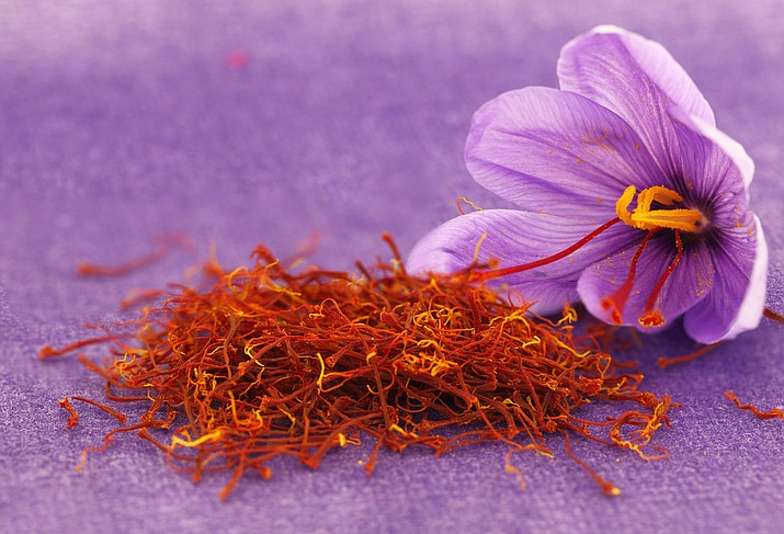 Saffron is the most expensive spice in the world.