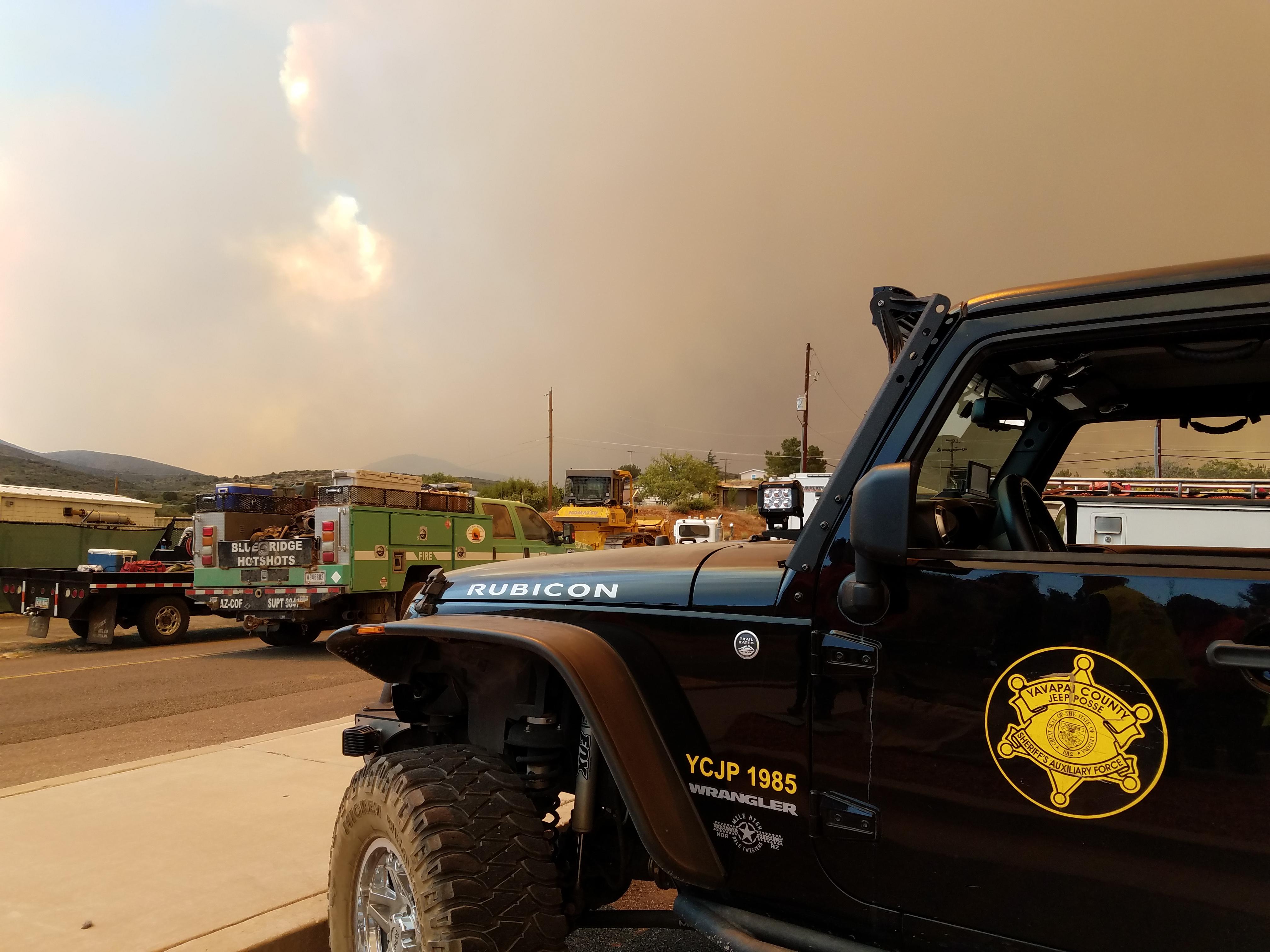 Jeep Posse celebrates 65 years of serving Yavapai County