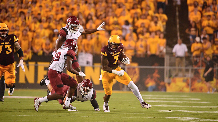The Arizona State Sun Devils opened the 2017 season with a less than impressive 37-31 win over New Mexico State.