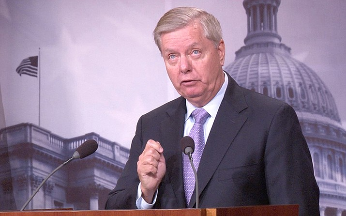 "Sen. Lindsey Graham, R-South Carolina said the Dream Act 2017 is not charity, but is aimed at a specific group of people who would ""add value to our country"" if they were allowed to stay here as permanent residents or citizens."