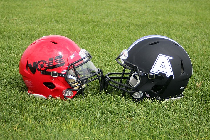 The Lee Williams and Kingman Academy high school football teams meet at 7 p.m. for the City Championship.