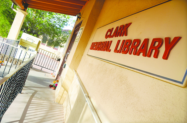 The Yavapai County Board of Supervisors, sitting as the Board of Directors of the Yavapai County Free Library District, voted unanimously to approve the Intergovernmental Agreement with Clarkdale so the Clark Memorial Library can reopen. (VVN/File Photo)