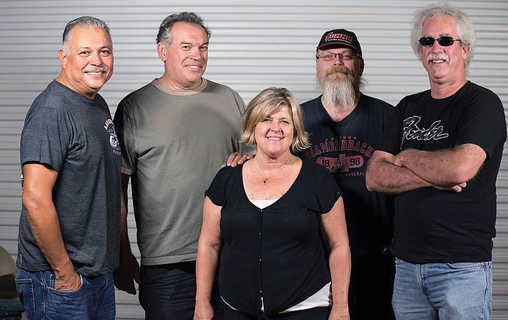 Monkey Biz'nezz, a local five-piece band, will close out the season for Sounds of Kingman's free summer concert series at 5 p.m. Sunday at Metcalfe Park, corner of Beale Street and Grandview Avenue. The band also played in Sounds of Kingman's inaugural year.