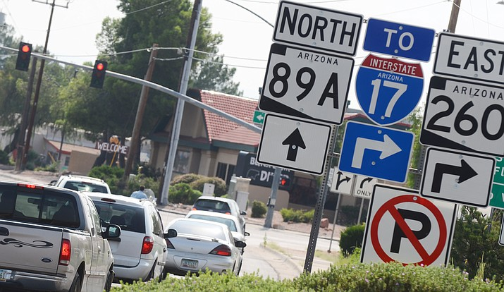 The Cottonwood City Council has identified the intersection of SR 89A and SR 260  as the No. 1 transportation priority in the Verde Valley. 