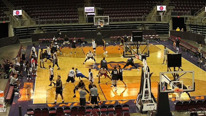 NAZ Suns begin year 2 in Prescott Valley, host local tryout