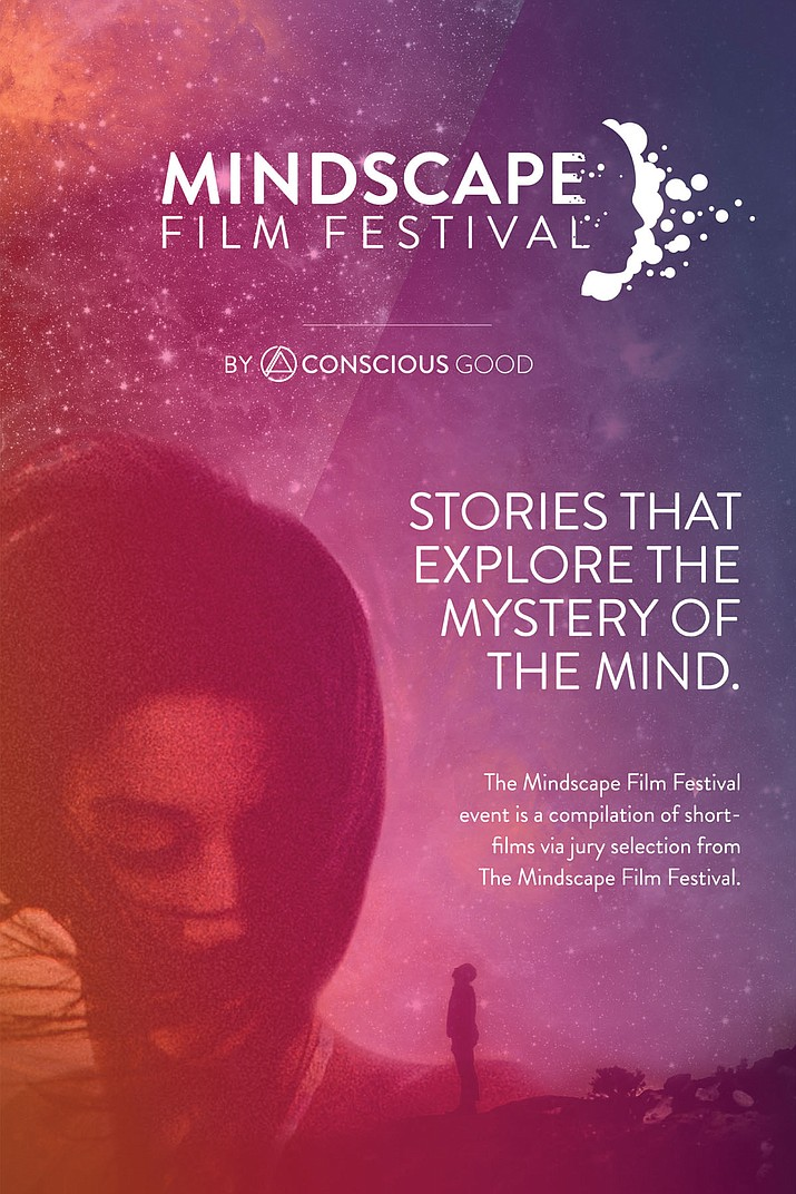 The Mindscape Film Festival, by Conscious Good, is a compilation of eight juried short films that highlight the mystery and importance of the mind in the healthy balance of mind, body and spirit. This festival seeks to help share and spread stories that connect, inspire and empower.