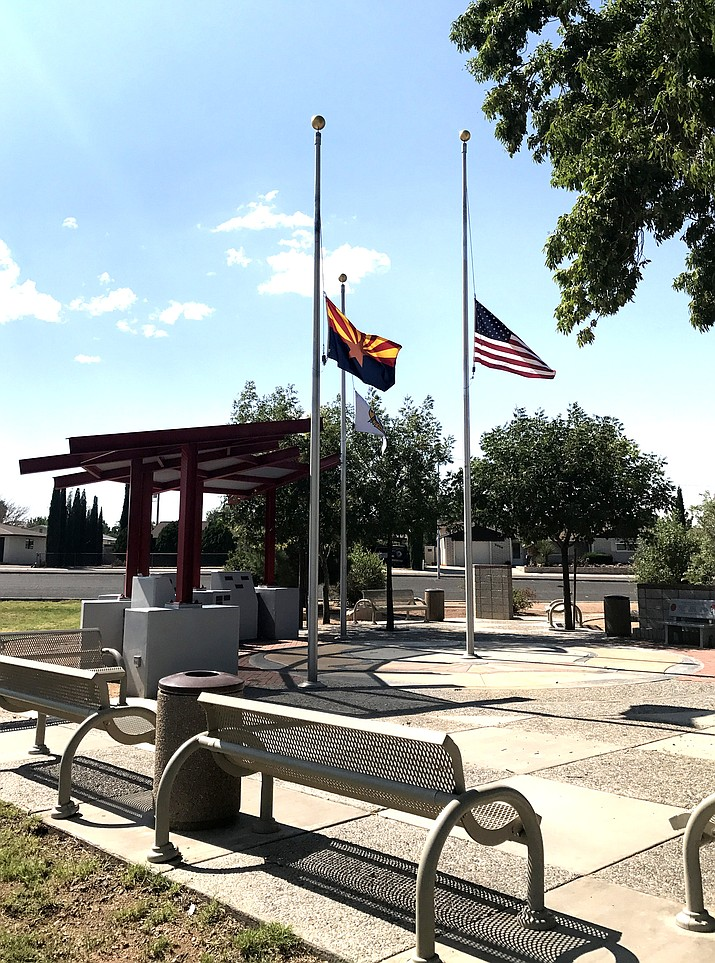 Girl Scout Troop 2074 will be hosting a 9/11 memorial at Firefighter's Memorial Park.
