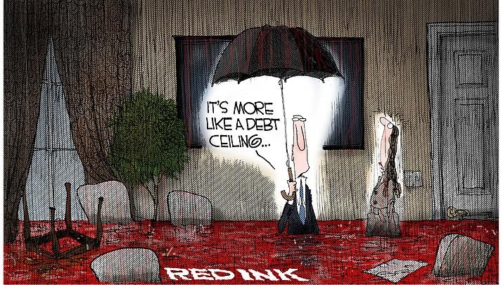 Editorial Cartoon (b) Sept. 13, 2017