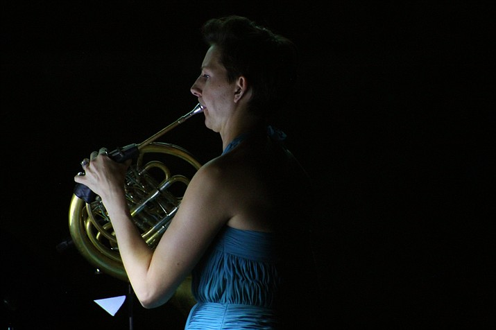 Johanna Lundy, principle horn of the Tucson Symphony, performs modern and classical music rooted in nature.