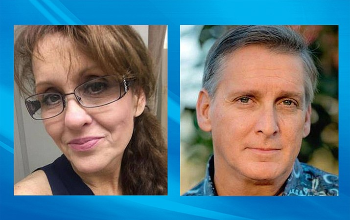 Santa Barbara County Sheriff's Office officials say Joseph Hetzel (right) abducted ex-girlfriend Virginia Paris (left) Sept. 1.