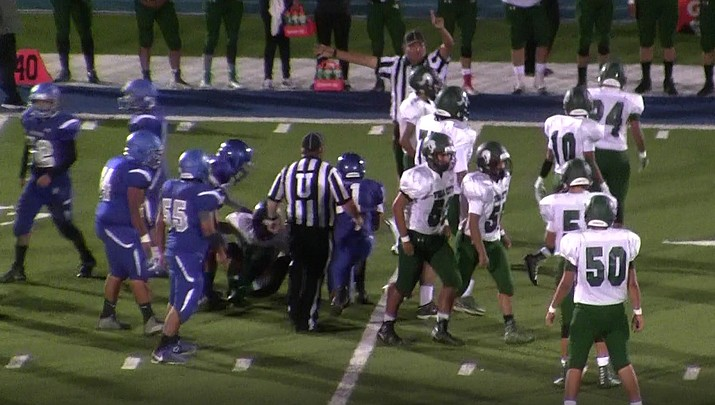 High school football games play important role in Tuba City community