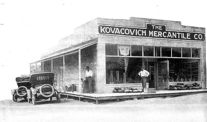 Photo courtesy Verde Historical Society.