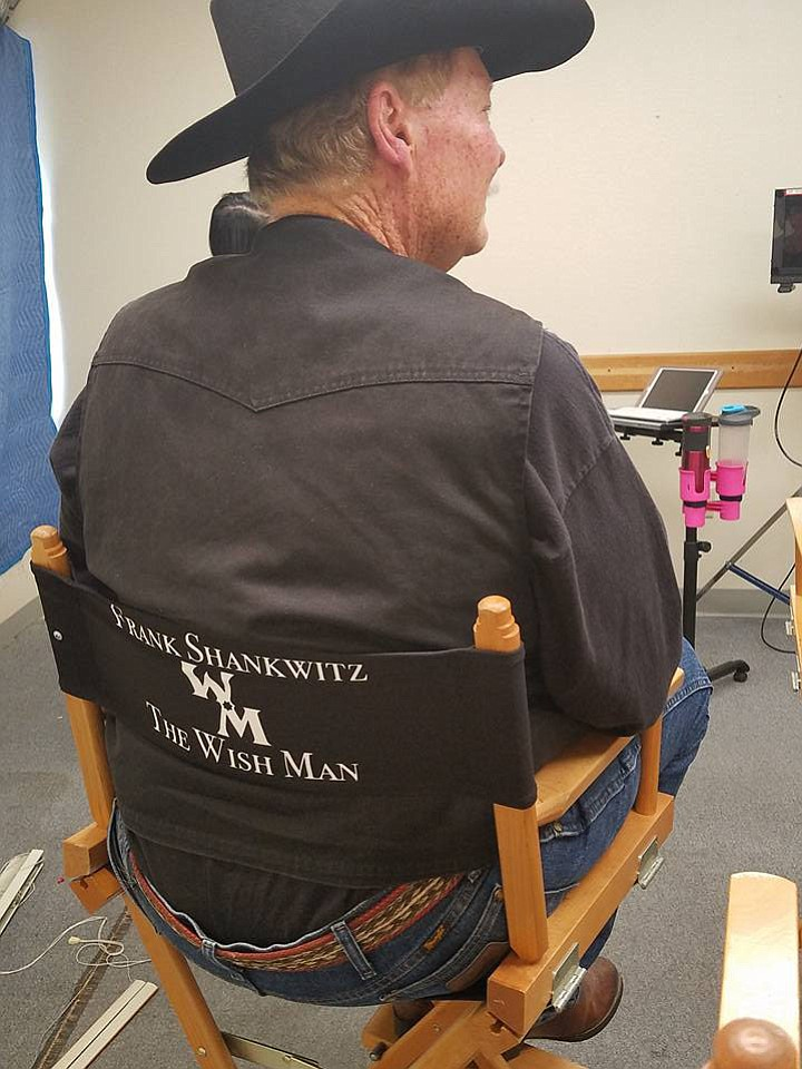 Production of the Wish Man movie began in Prescott the week of Sept. 11. (Frank Shankwitz/Courtesy)