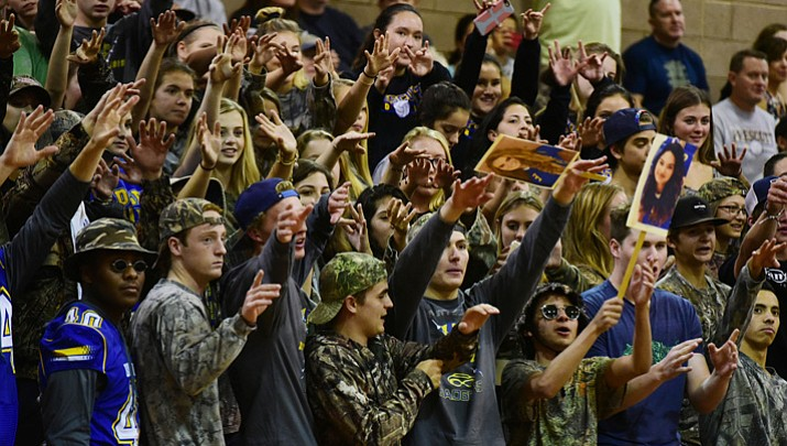 Prep Volleyball: Badgers claw Bears in rivalry matchup