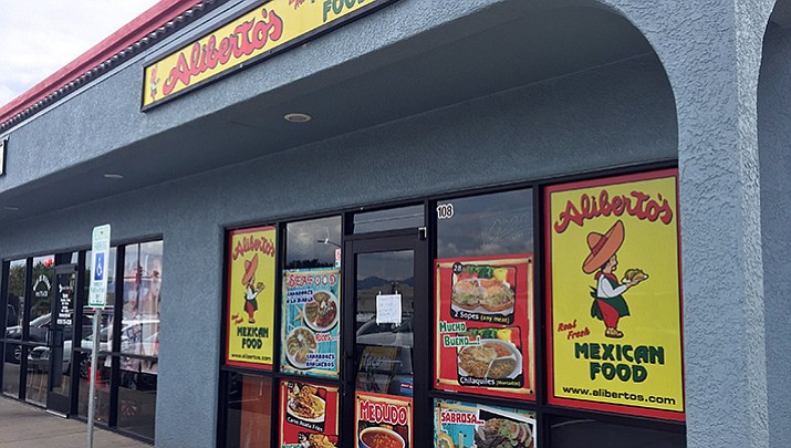 Alibertos Mexican Food in Prescott Valley has closed its doors after two years of business.