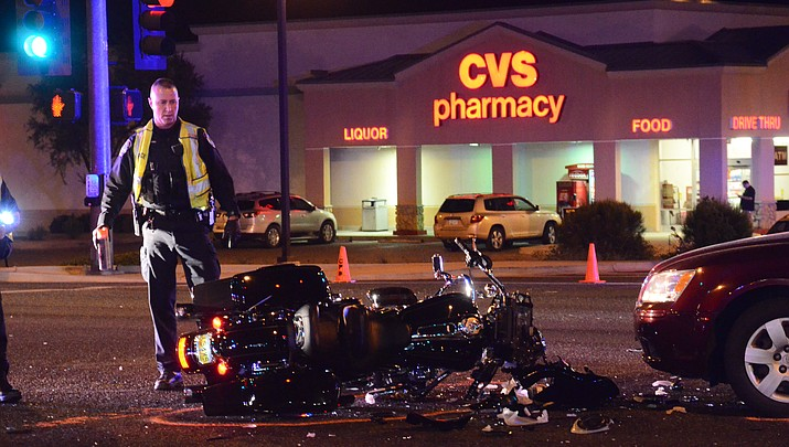 Motorcyclist flown to hospital after SR 260 crash