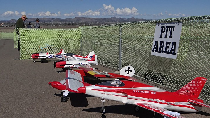 The Chino Valley Model Aviators Steve Crowe Memorial Fun Fly is Saturday, Sept. 23 from 8 a.m. to 3 p.m. at 2025 Santa Fe Trai. (Marc Robbins/courtesy)