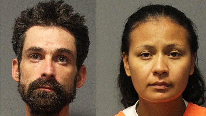 Married couple in meth bust each get 10 years