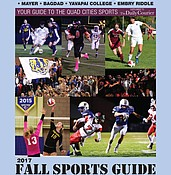 2017 Fall Sports Guide photo