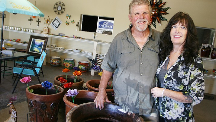 New Home and Garden décor business 'The Yard' open on Howards Road