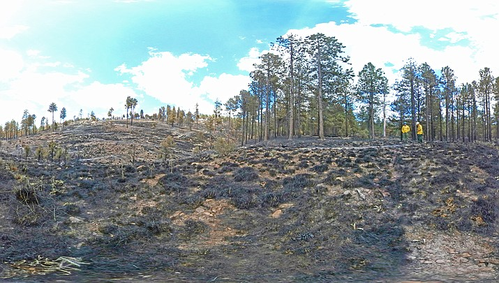 Forest Service reopens Kendrick Mountain