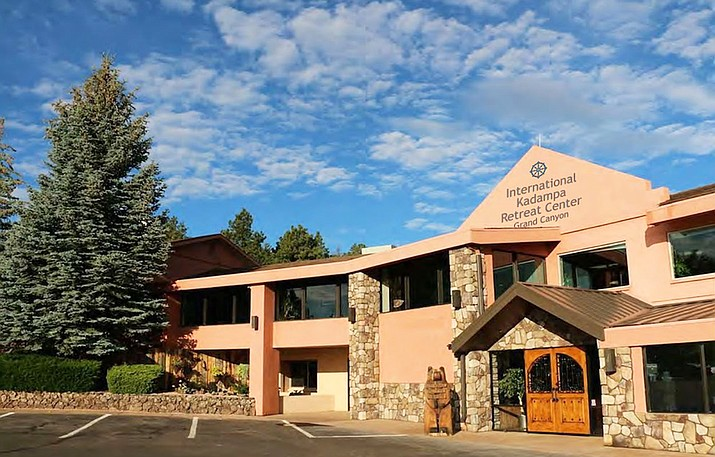The International Kadampa Retreat Center Grand Canyon, a Buddhist retreat and meditation center, opened its doors just east of Williams.