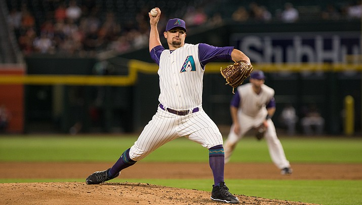 Wood helps lift Padres over D-backs, 6-2