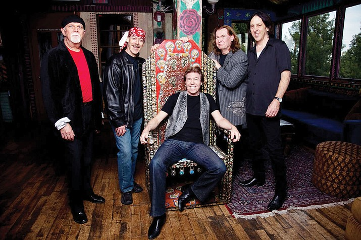 George Thorogood and the Destroyers play at YCPAC Wednesday, Sept. 27. (Courtesy)