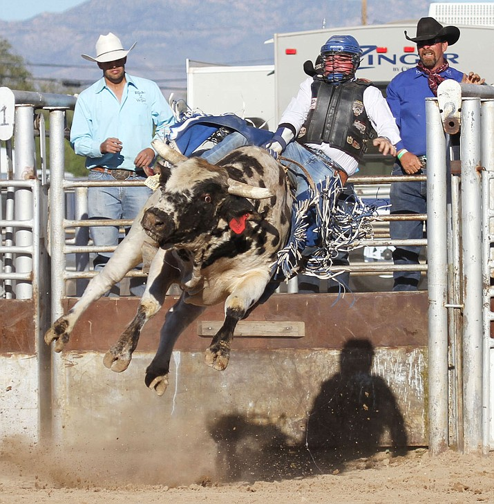 The 2017 Andy Devine Days Rodeo and Festival kicks off at 6 p.m. Saturday at the Mohave County Fairgrounds. Action concludes at 1 p.m. Sunday.