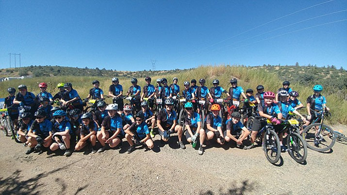 New Ravens mountain bike team gives more tri-city area middle schoolers chance to race