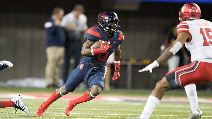 The Arizona Wildcats fell to No. 23 Utah Friday night in Tucson, 30-24.