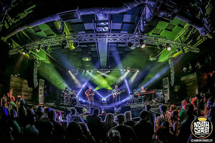 Brian Moss and his band, Spafford, started in Prescott and have recently broken out into the national music scene. (Aaron Bradley/Courtesy)