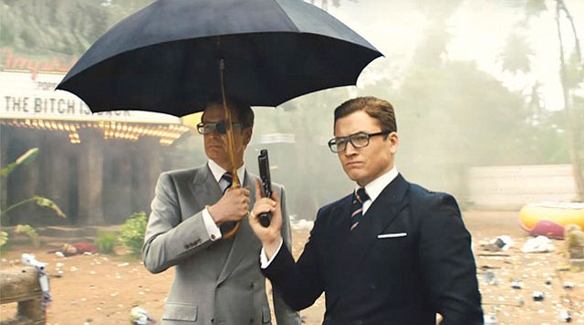Kingsman: The Golden Circle (Twentieth Century Fox Film Corporation)