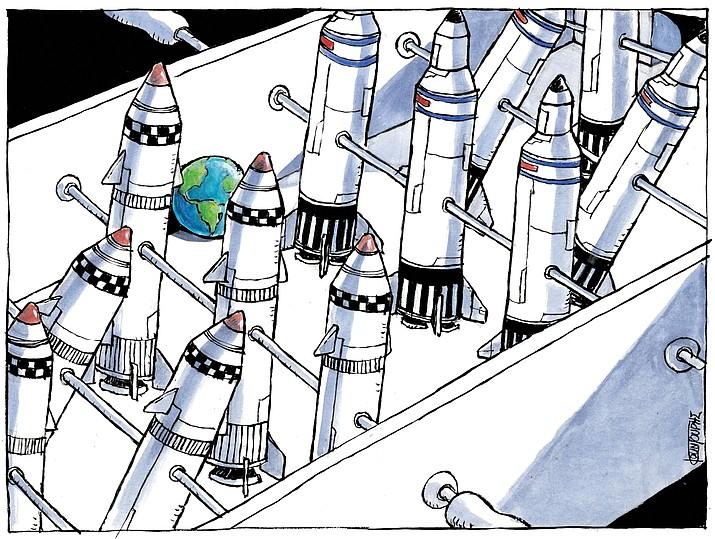 Editorial Cartoon | September 26, 2017