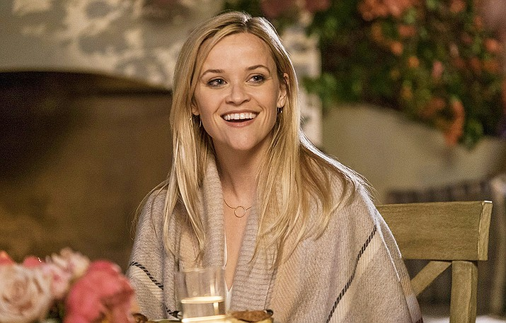 In Home Again, Reese Witherspoon plays Alice Kinney, the daughter of Hollywood icons of the past. Her late father was a creative force in films, with gold statues to prove it. Her mother, Lillian Stewart (Candice Bergen), was a leading actress, at one time.